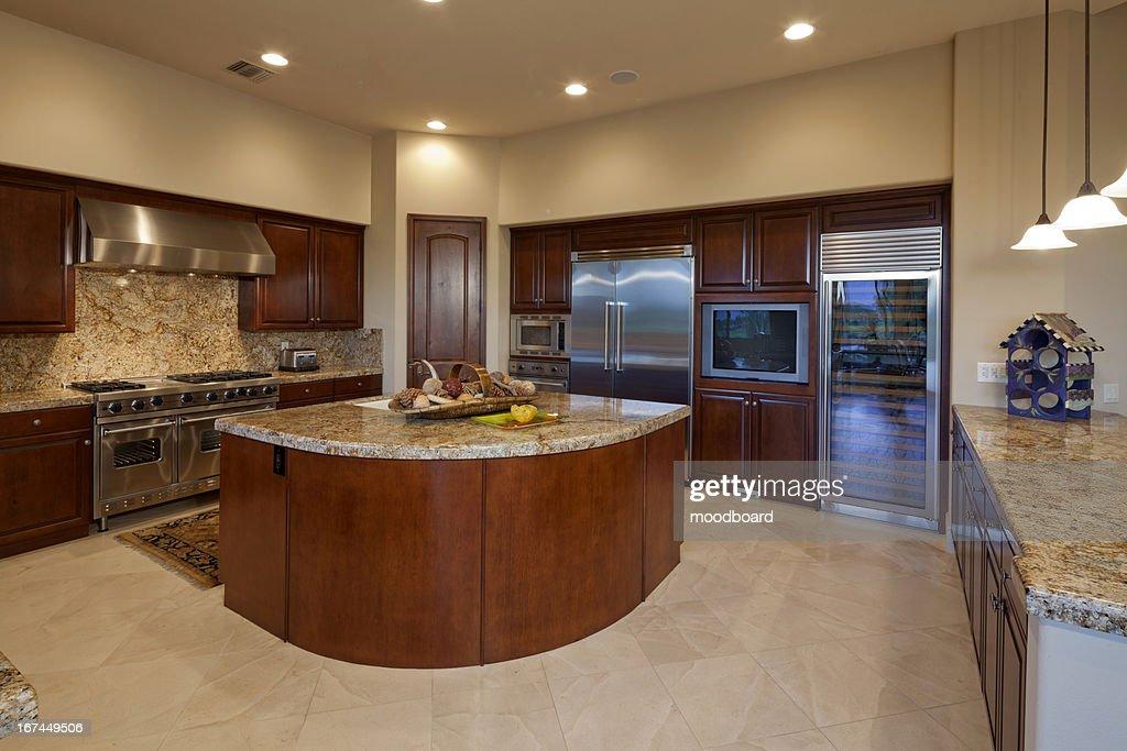 Classic Kitchen : Stock Photo