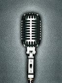 A Classic microphone