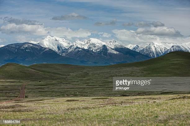Classic Montana landscape.