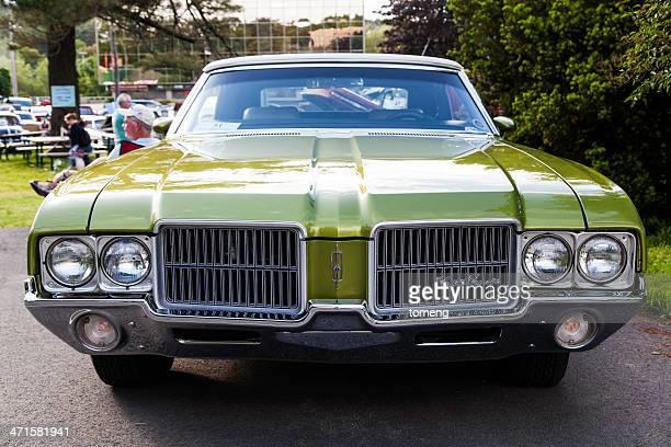 Classic Oldsmobile Cutlass Supreme