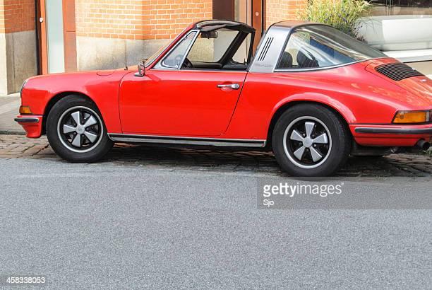 Klassische Porsche Targa