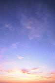 classic sunset