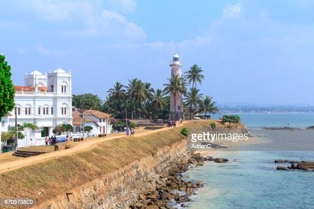 classic view of Galle in a day