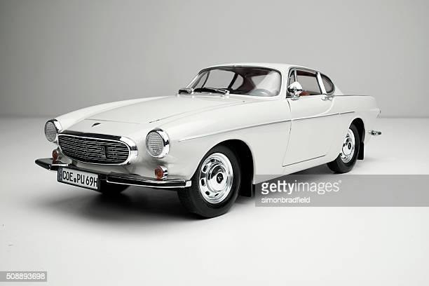 Volvo classique des années 1800 modèle de voiture