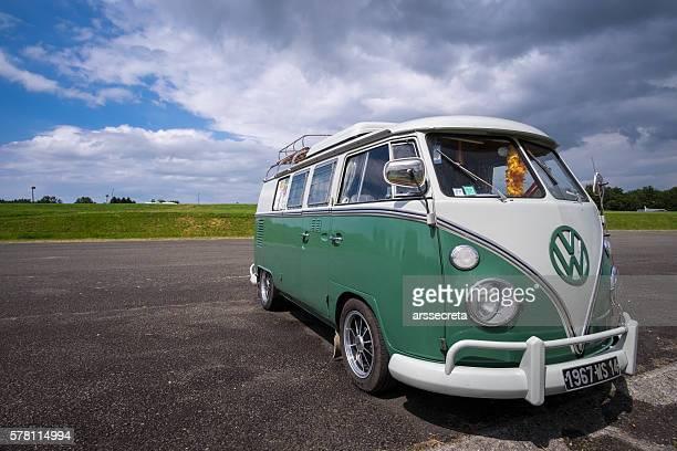 Classic Wolkswagen Van