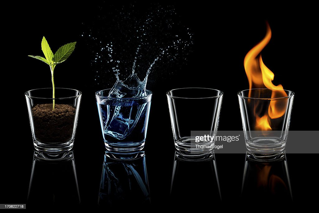 The Four Elements images Earth, water, fire, air HD wallpaper and ...