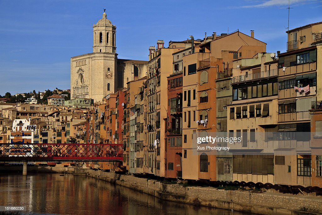 Classical Girona : Stock Photo
