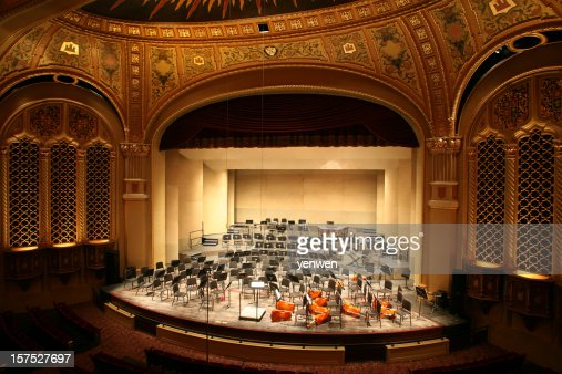 Classical Music Concert Hall