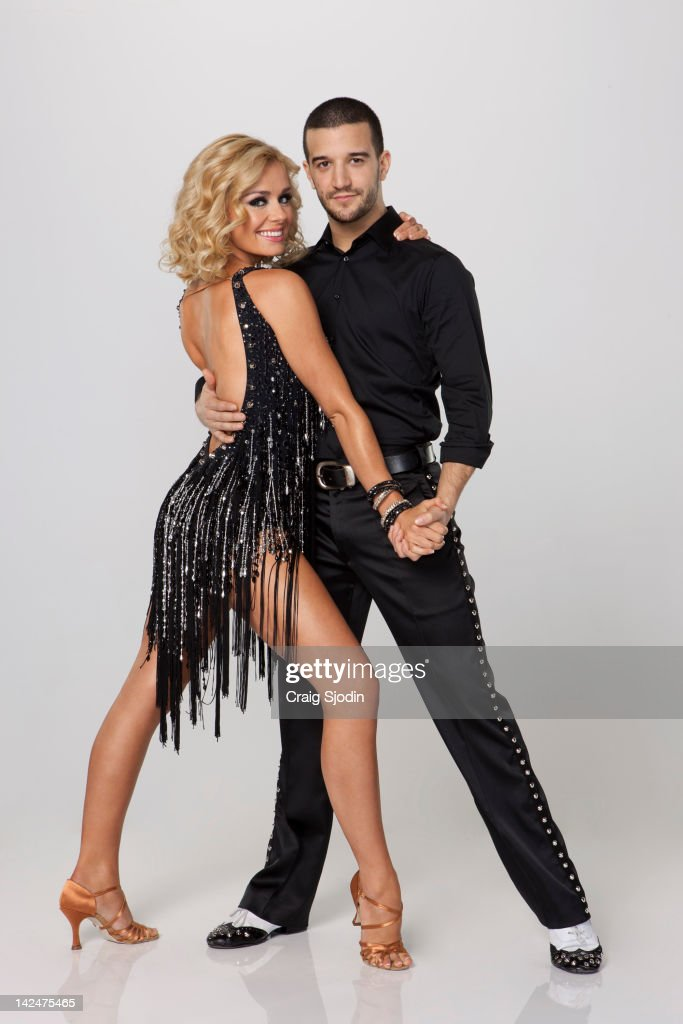 STARS - (EXCLUSIVE TO GETTY IMAGES UNTIL APRIL 19, 2012) KATHERINE JENKINS & MARK BALLAS - Classical singing star Katherine Jenkins joins two-time champ Mark Ballas, who is returning for his 10th season. The two-hour season premiere of 'Dancing with the Stars' airs MONDAY, MARCH 19 (8:00-10:01 p.m., ET) on the ABC Television Network.