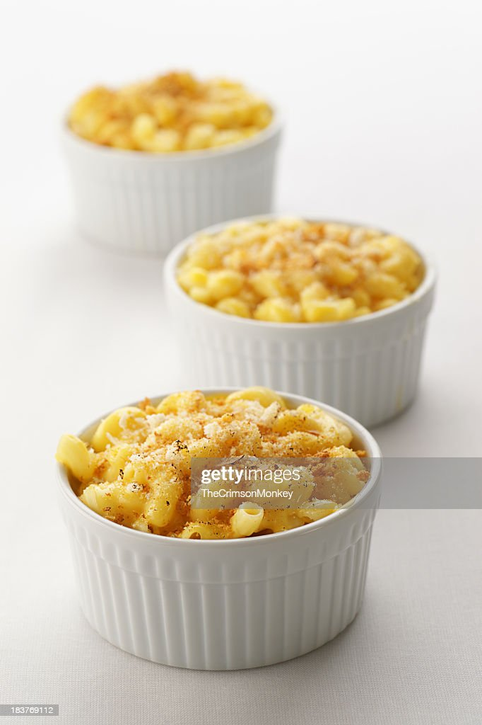 Classics Dinner Idea: Baked Macaroni and Cheese