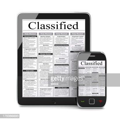 Classified Listings