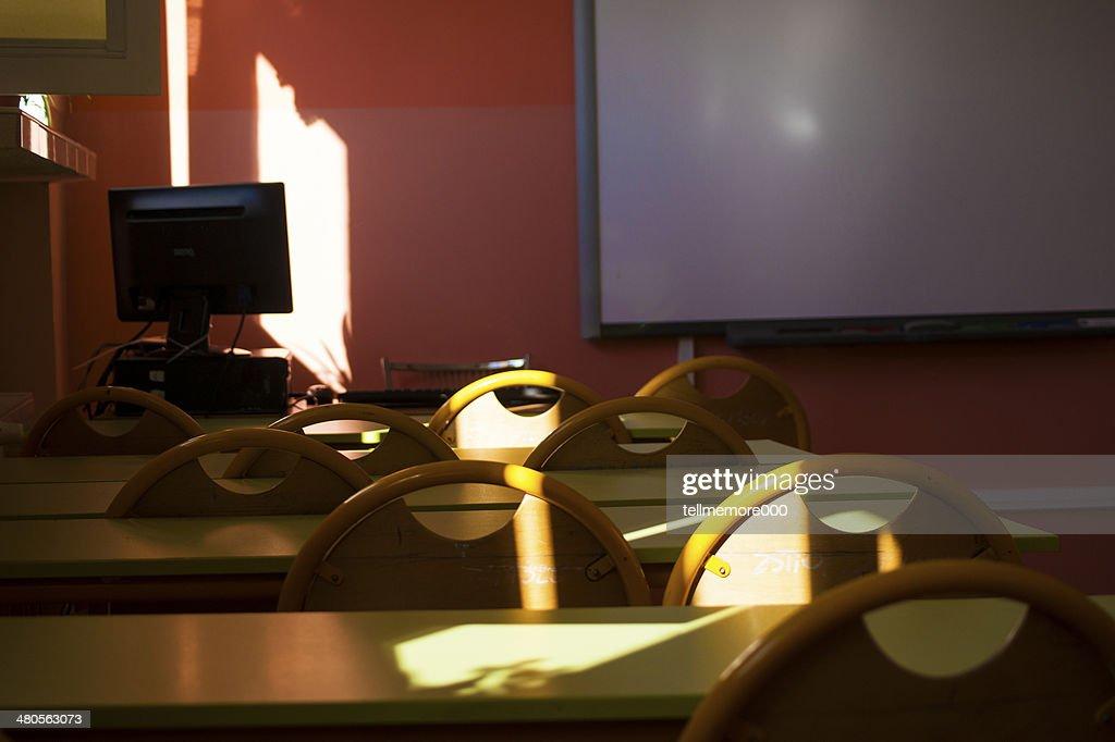 Classroom : Stock Photo