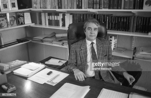 Claude Durand is a novelist editor and director of Fayard Publishing since 1979