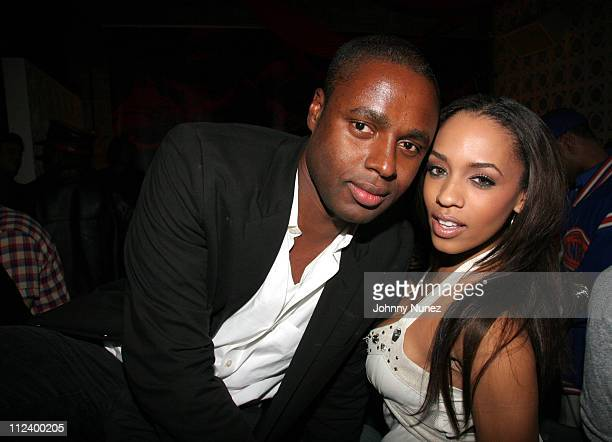 Claude Grumitdky Publisher and Owner of Trace Magazine and Melyssa Ford