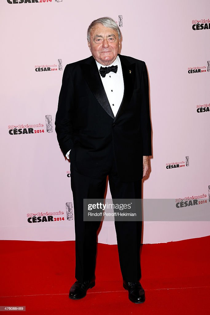 <a gi-track='captionPersonalityLinkClicked' href=/galleries/search?phrase=Claude+Lanzmann&family=editorial&specificpeople=2464586 ng-click='$event.stopPropagation()'>Claude Lanzmann</a> arrives for the 39th Cesar Film Awards 2014 at Theatre du Chatelet on February 28, 2014 in Paris, France.