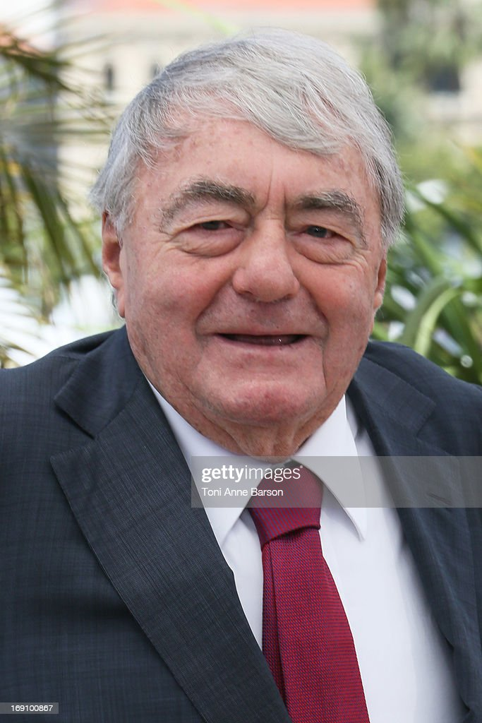 <a gi-track='captionPersonalityLinkClicked' href=/galleries/search?phrase=Claude+Lanzmann&family=editorial&specificpeople=2464586 ng-click='$event.stopPropagation()'>Claude Lanzmann</a> attends 'Le Dernier Des Injustes' Photocall on May 19, 2013 in Cannes, France.