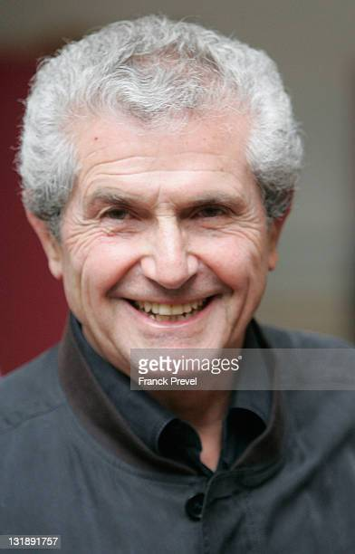 Claude Lelouch attends 'Maud Fontenoy Foundation' Gala at Hotel de la Marine on June 8 2011 in Paris France