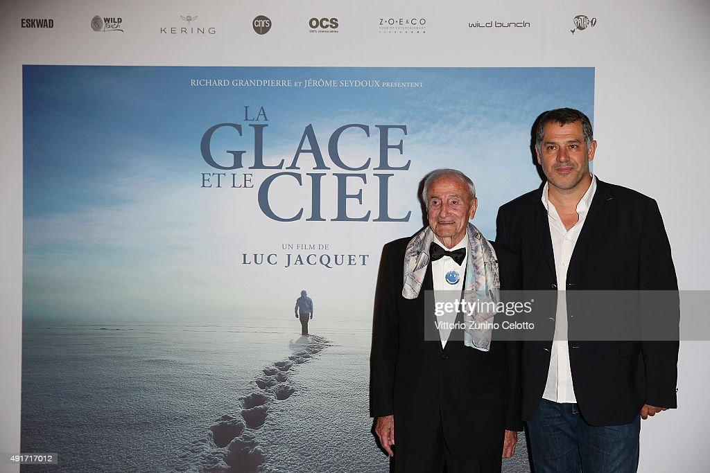 Premiere La Glace et le Ciel