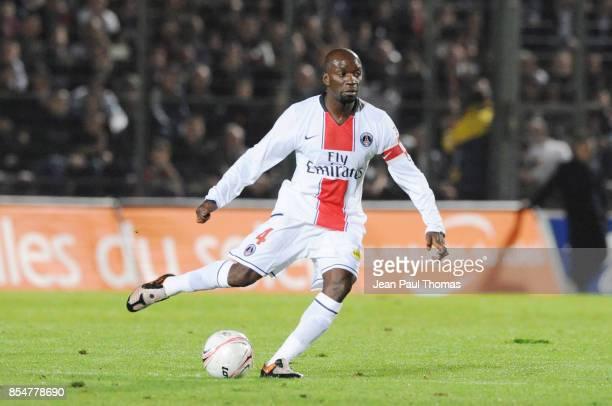 Claude MAKELELE 01 112008 Nice / PSG 12eme journee de Ligue 1