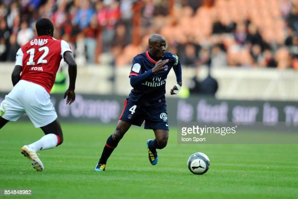 Claude MAKELELE PSG / Valenciennes 36eme journee de Ligue 1 Parc des Princes