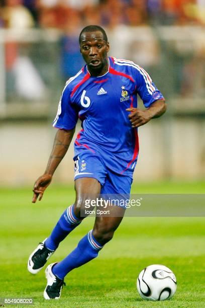 Claude MAKELELE France / Georgie Qualifications pour l Euro 2008