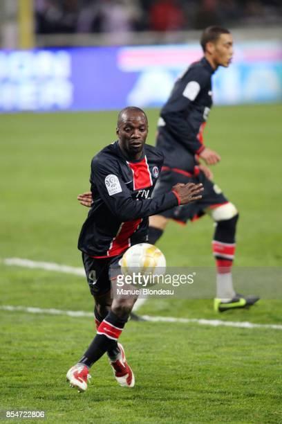 Claude MAKELELE Toulouse / PSG 29eme journee de Ligue 1 Stadium de Toulouse