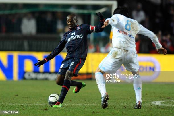 Claude MAKELELE PSG / Marseille 27eme journee de Ligue 1 Parc des Princes