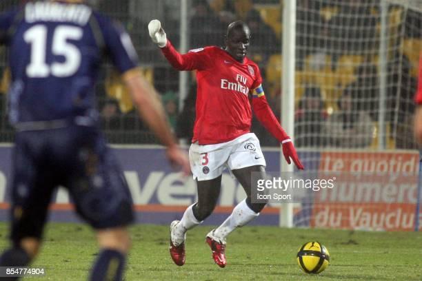 Claude MAKELELE Arles Avignon / PSG 21eme journee de Ligue1