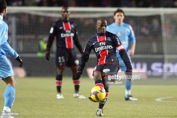 Claude MAKELELE PSG / Caen 22 eme journee de Ligue 1