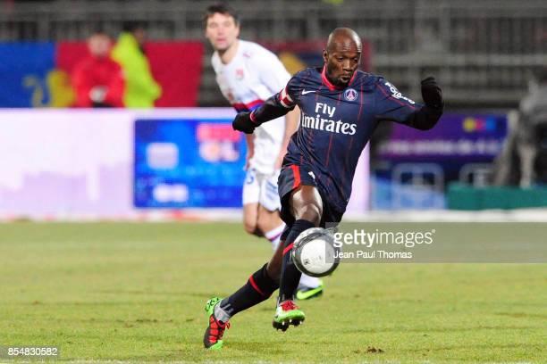 Claude MAKELELE Lyon / PSG 22eme journee de Ligue 1 Stade de Gerland