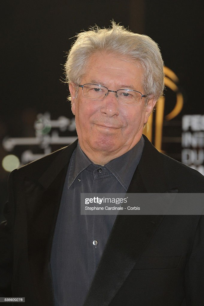 Claude Miller attends the Opening Ceremony of the Marrakech 10th Film Festival.