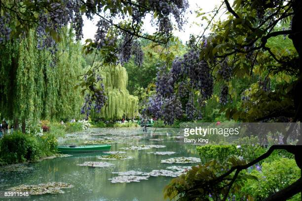 Claude Monet's Water Garden at Giverny