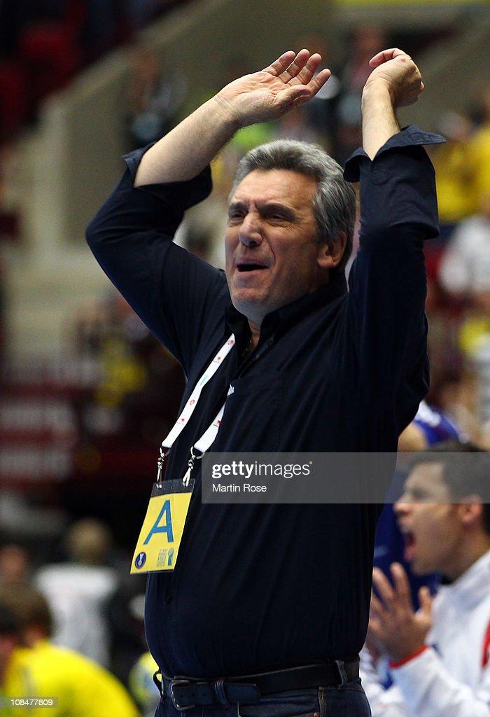 Sweden v France - Men's Handball World Championship
