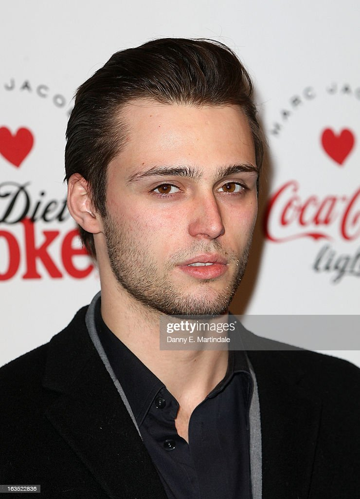 Claude Simonon attends the launch party announcing Marc Jacobs as the Creative Director for Diet Coke in 2013 on March 11, 2013 in London, England.