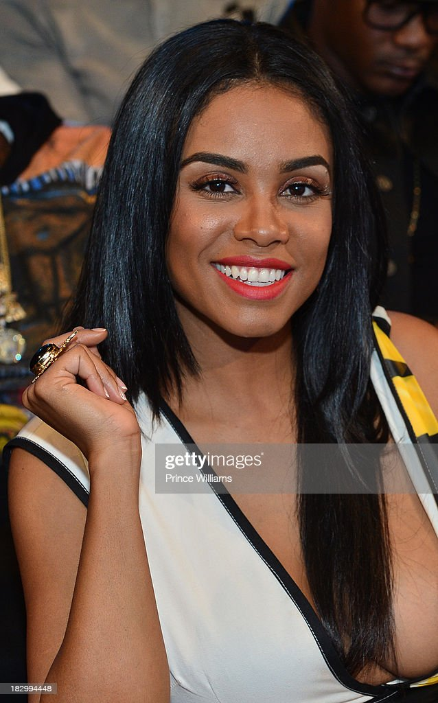 <a gi-track='captionPersonalityLinkClicked' href=/galleries/search?phrase=Claudette+Ortiz&family=editorial&specificpeople=653441 ng-click='$event.stopPropagation()'>Claudette Ortiz</a> attends the BET Hip Hop Awards 2013 at the Boisfeuillet Jones Atlanta Civic Center on September 28, 2013 in Atlanta, Georgia.