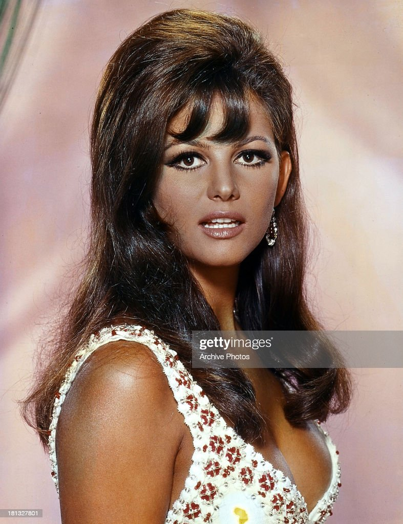 <a gi-track='captionPersonalityLinkClicked' href=/galleries/search?phrase=Claudia+Cardinale&family=editorial&specificpeople=208838 ng-click='$event.stopPropagation()'>Claudia Cardinale</a> in publicity portrait for the film '8½', 1963.