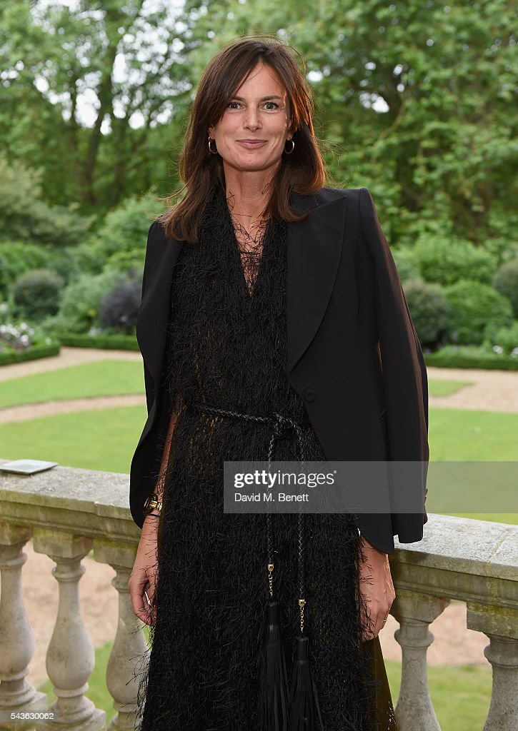 Claudia Donaldson attends the Creatures of the Wind Resort 2017 collection and runway show presented by Farfetch at Spencer House on June 29, 2016 in London, England.
