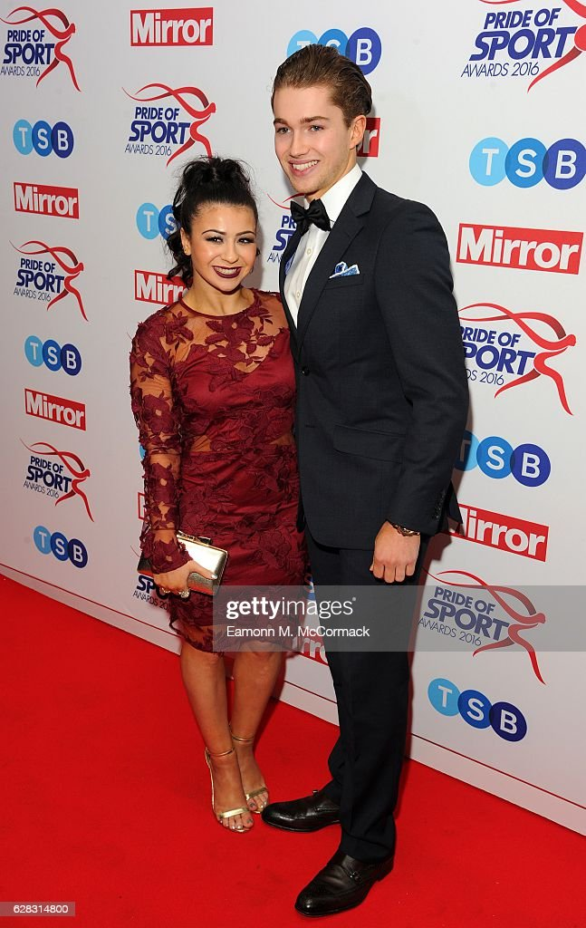 Daily Mirror Pride Of Sport Awards - Arrivals