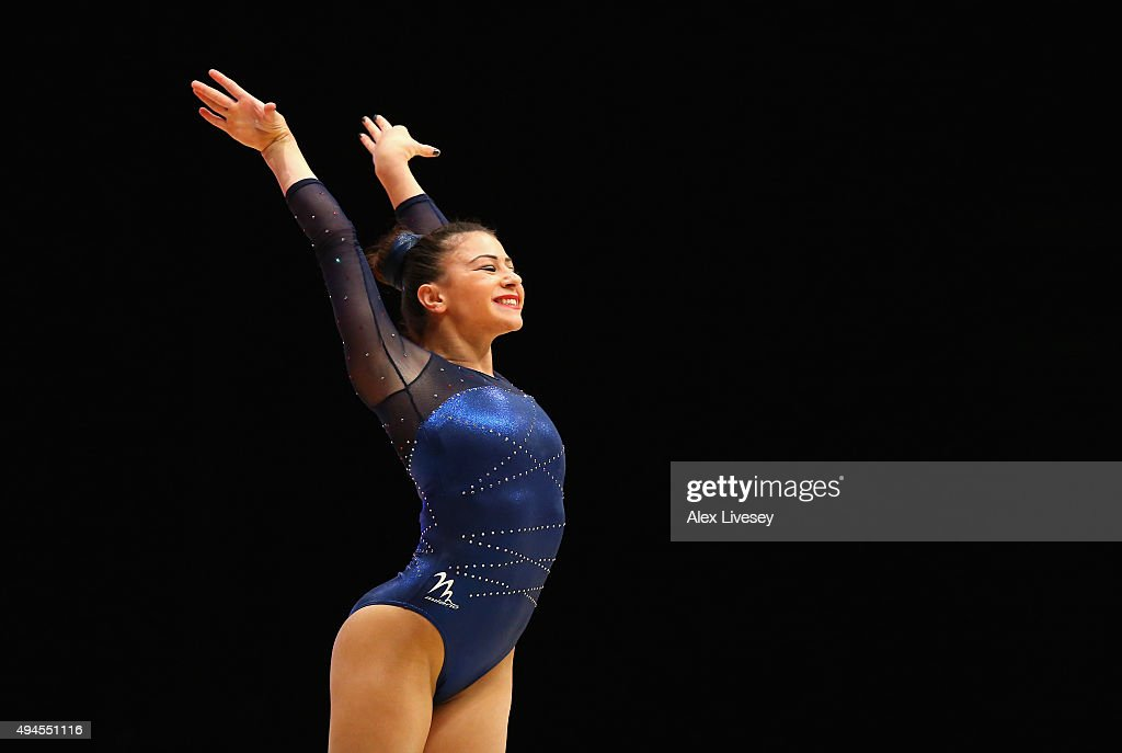 2015 World Artistic Gymnastics Championships - Day Five