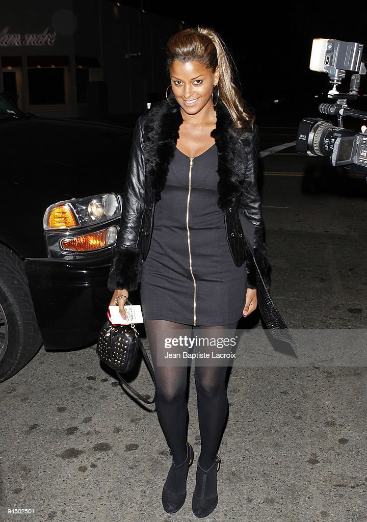 <a gi-track='captionPersonalityLinkClicked' href=/galleries/search?phrase=Claudia+Jordan&family=editorial&specificpeople=702294 ng-click='$event.stopPropagation()'>Claudia Jordan</a> sighting in West Hollywood on December 15, 2009 in Los Angeles, California.