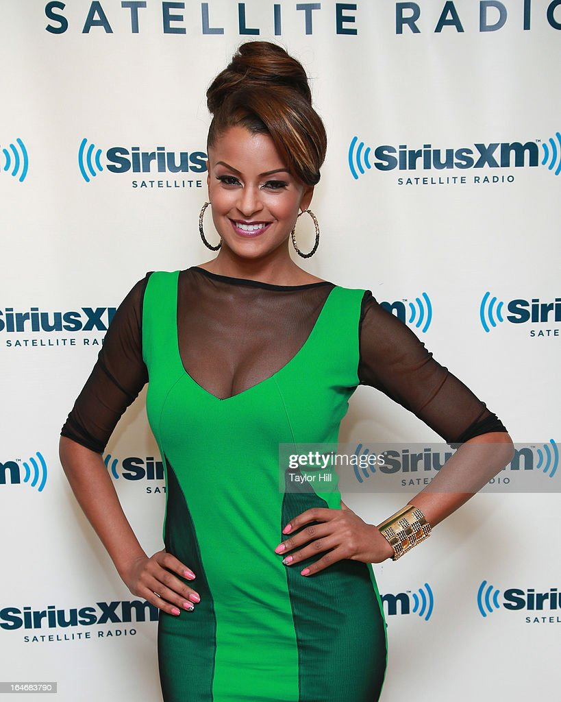 Celebrities Visit SiriusXM Studios - March 26, 2013