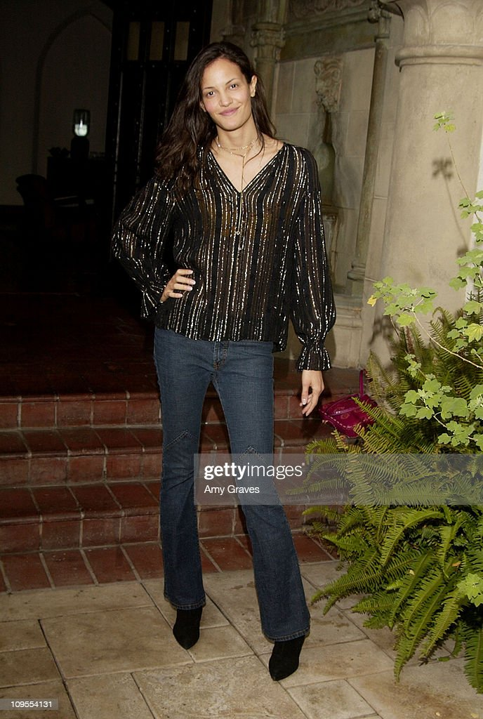 Claudia Mason during Kirsty Hume Hosts Custom-Designed Perfume Party at Chateau Marmont in West Hollywood, California, United States.