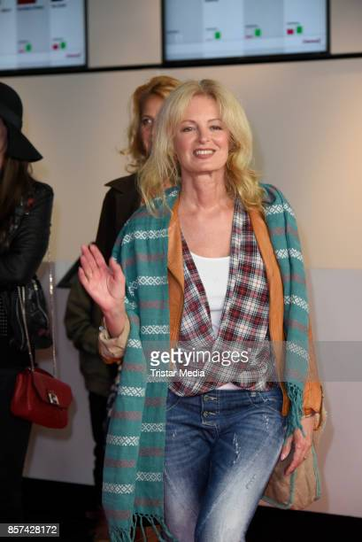 Claudia Neidig attends the 'Rock my heart' Premiere at Cinemaxx on September 27 2017 in Berlin Germany