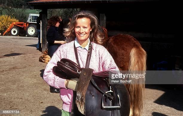 Claudia Rieschel Urlaub auf dem 'Mooshof' am in Gaggenau / Moosbrunn Deutschland