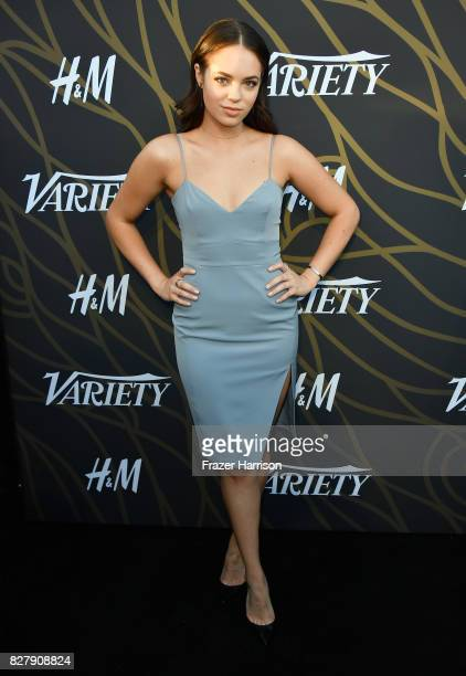 Claudia Sulewski attends Variety Power of Young Hollywood at TAO Hollywood on August 8 2017 in Los Angeles California