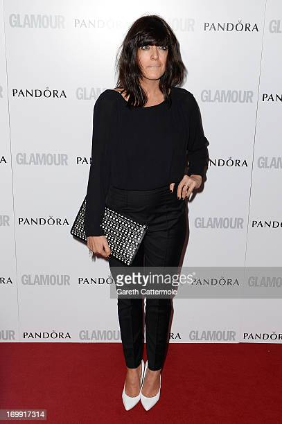 Claudia Winkleman attends Glamour Women of the Year Awards 2013 at Berkeley Square Gardens on June 4 2013 in London England