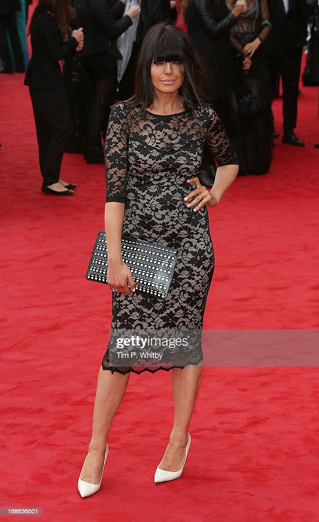 Claudia Winkleman attends the Arqiva British Academy Television Awards 2013 at the Royal Festival Hall on May 12, 2013 in London, England.