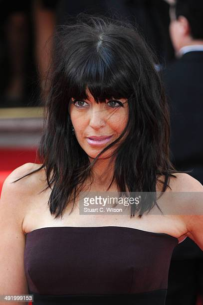 Claudia Winkleman attends the Arqiva British Academy Television Awards at Theatre Royal on May 18 2014 in London England