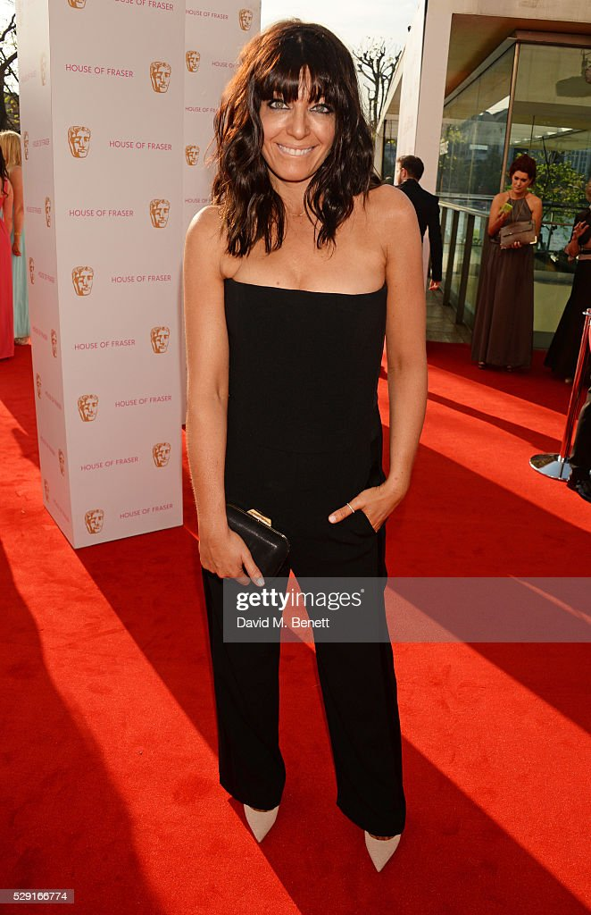 <a gi-track='captionPersonalityLinkClicked' href=/galleries/search?phrase=Claudia+Winkleman&family=editorial&specificpeople=224036 ng-click='$event.stopPropagation()'>Claudia Winkleman</a> attends the House Of Fraser British Academy Television Awards 2016 at the Royal Festival Hall on May 8, 2016 in London, England.