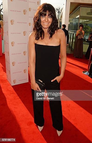 Claudia Winkleman attends the House Of Fraser British Academy Television Awards 2016 at the Royal Festival Hall on May 8 2016 in London England